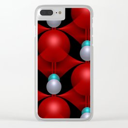 3D abstraction -15- Clear iPhone Case