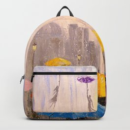 Toward the dream Backpack