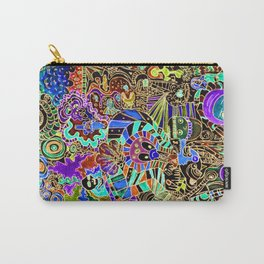 FLIPPIN FUNHOUSE Carry-All Pouch