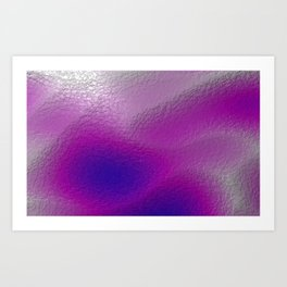 Ocean of Blitz Art Print