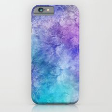 Frozen Leaves 12 Slim Case iPhone 6s