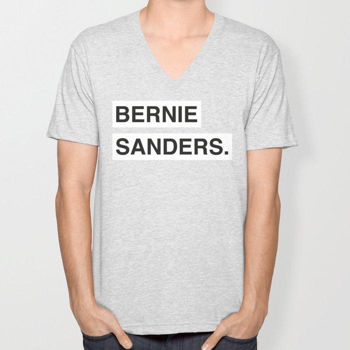 Bernie Sanders Unisex V-Neck