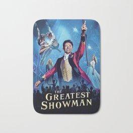 The Greates Showman Movie Poster Bath Mat
