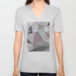 Urban Geometry #buyart #geometry Unisex V-Neck