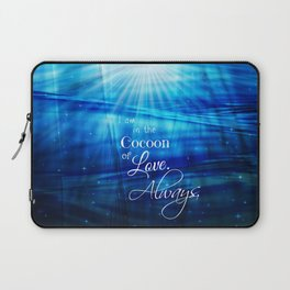 Cocoon of Love Laptop Sleeve