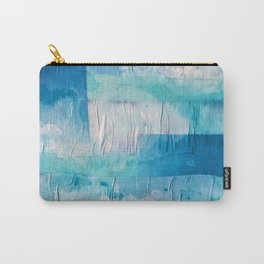Imaginary Landscapes: Hello, Tomorrow Carry-All Pouch