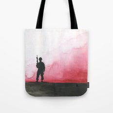 Lone Soldier Tote Bag