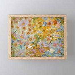 Joie De Vivre Framed Mini Art Print