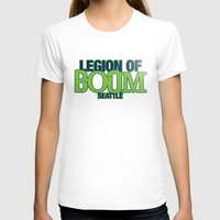 seahawks T-shirts featuring LEGION OF BOOM by FanCity