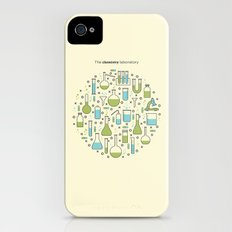 The Chemistry Laboratory Slim Case iPhone (4, 4s)