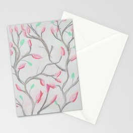 Magnolia Branches Stationery Cards
