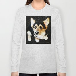 Please? Long Sleeve T-shirt