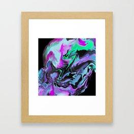 Qerg Framed Art Print