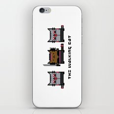 The Walking Cat - Meowchonne iPhone & iPod Skin