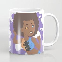 Dual-Tone Girl Coffee Mug