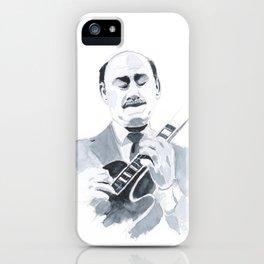 Joe Pass - Jazz iPhone Case