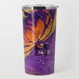 Lotus Fluff Travel Mug