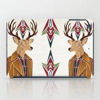 selena gomez iPad Cases featuring dear deer by Manoou