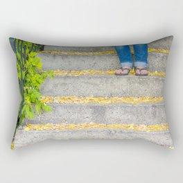 Flip Flops Rectangular Pillow