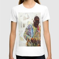 biggie smalls T-shirts featuring Biggie by Katy Hirschfeld