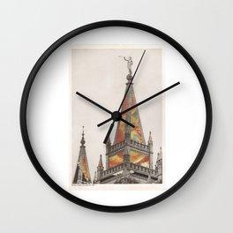 It Starts Early  Wall Clock