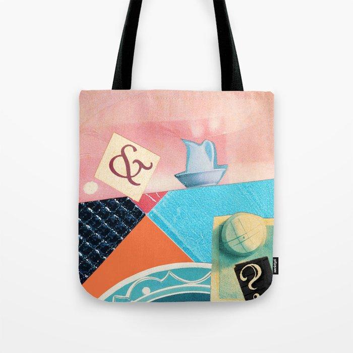 And& Tote Bag
