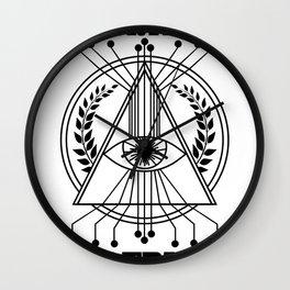 Crypto Trust Wall Clock
