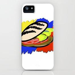Pernil iPhone Case