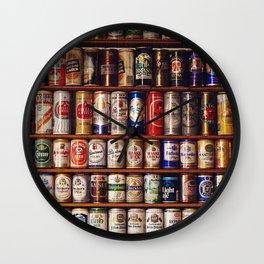 BeErs.. sorcery & malt Wall Clock