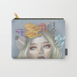 Fungal Queen Carry-All Pouch