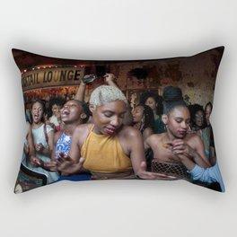 More Black Girl Magic Rectangular Pillow