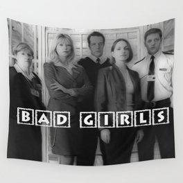 BAD GIRLS Wall Tapestry