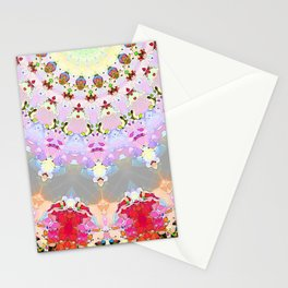 Sunny Days Two Stationery Cards