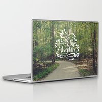 adventure Laptop & iPad Skins featuring Adventure by Hugh & West