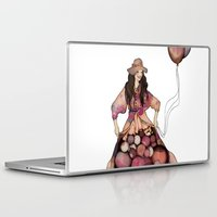 ballon Laptop & iPad Skins featuring Le Ballon // Birthday by annabours