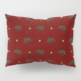 Elephants II Pillow Sham