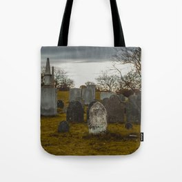 Old Burial Hill, Marblehead, MA Tote Bag