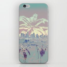 Palm Trees over L.A. iPhone Skin