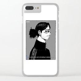 Sensei Clear iPhone Case