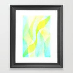 Pattern 2017 010 Framed Art Print