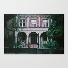 In July Canvas Print