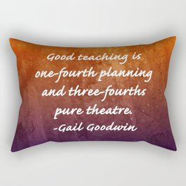 Pure Theatre Rectangular Pillow