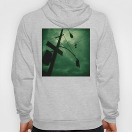 Shoes and Wires Hoody
