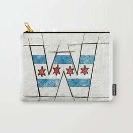 Chicago W Carry-All Pouch