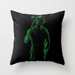 Super Hero 09 Throw Pillow