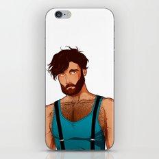 Bear - Wolf iPhone & iPod Skin