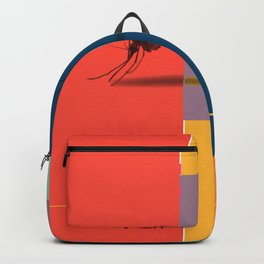 Unconditional Love to you. Backpack