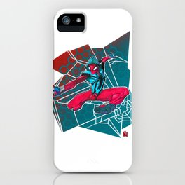 The Scarlet Spider iPhone Case