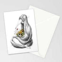 Bowerbird II Stationery Cards