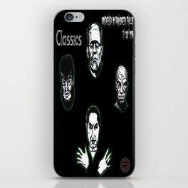 """Classics"" Darrell Merrill  iPhone Skin"